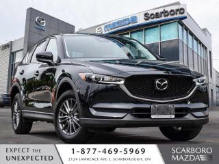 Used 2021 Mazda CX-5 0%FINANCE DEMO GS AWD CLEAN CARFAX for sale in Scarborough, ON