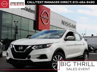 New 2021 Nissan Qashqai SV for sale in Kingston, ON