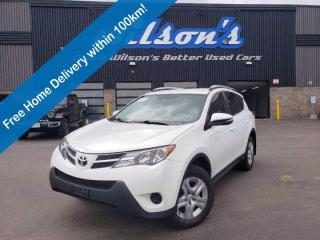 Used 2015 Toyota RAV4 LE AWD, Heated Seats, Rear Camera, Bluetooth, Keyless Entry and more! for sale in Guelph, ON