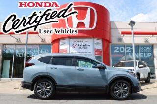 Used 2020 Honda CR-V Sport - HONDA CERTIFIED - RATES STARTING @ 3.69% - for sale in Sudbury, ON