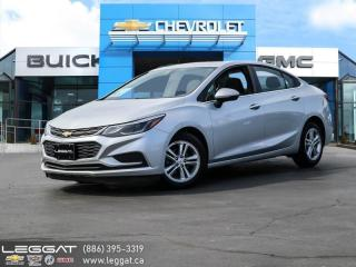 Used 2017 Chevrolet Cruze LT Auto SUNROOF | BOSE | HEATED SEATS for sale in Burlington, ON