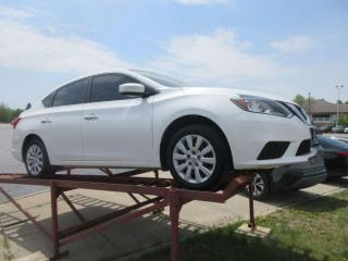 Used 2018 Nissan Sentra for sale in Peterborough, ON