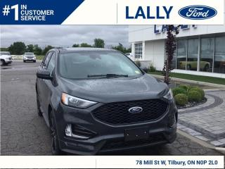 New 2021 Ford Edge ST Line for sale in Tilbury, ON