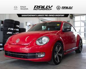 Used 2013 Volkswagen Beetle 2.0 TSI Sportline for sale in Prince Albert, SK