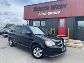 Used 2012 Dodge Grand Caravan SXT|DVD Player|StowNGo|PowerSeats|Alloys|7Pass for sale in London, ON