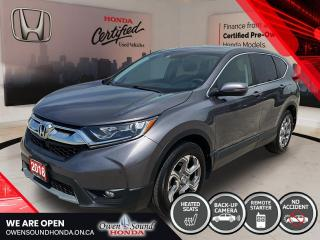 Used 2018 Honda CR-V EX for sale in Owen Sound, ON