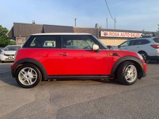 Used 2012 MINI Cooper 2dr Cpe 6sp Manual PANORAMINC ROOF SAFETY B-TOOTH for sale in Oakville, ON