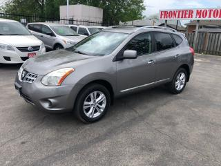 Used 2012 Nissan Rogue SV for sale in Hamilton, ON