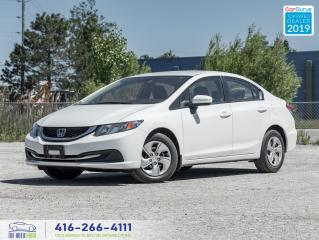 Used 2014 Honda Civic LX|only 51000kms!!|Clean Carfax| for sale in Bolton, ON