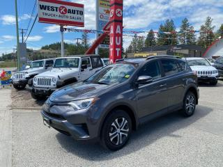 Used 2017 Toyota RAV4 LE for sale in West Kelowna, BC