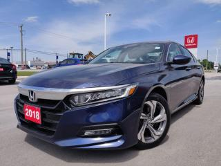Used 2018 Honda Accord SDN EX-L-HS 1.5T for sale in Woodstock, ON