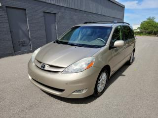 Used 2008 Toyota Sienna w/LEATHER/SUNROOF/POWER.SLIDE.DOORS // ICE COLD AC for sale in North York, ON