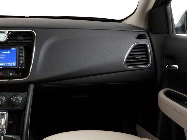 2012 Chrysler 200 S