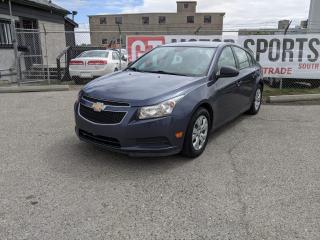 Used 2014 Chevrolet Cruze 2LS | $0 DOWN - EVERYONE APPROVED!! for sale in Calgary, AB