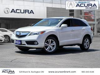 Used 2014 Acura RDX No Accidents, Ontario Vehicle! (SOLD) for sale in Burlington, ON