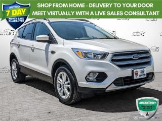 Used 2018 Ford Escape | NO ACCIDENTS | POWER SEAT | EXTERIOR PARKING CAMERA | for sale in Barrie, ON
