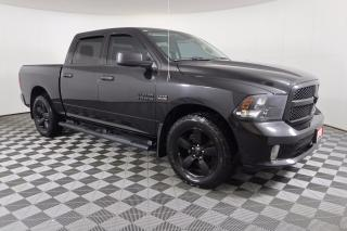 Used 2018 RAM 1500 ST EXPRESS   1 OWNER - NO ACCIDENTS   4X4   CREW CAB   5.7L V8 for sale in Huntsville, ON