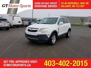 Used 2008 Saturn Vue XE | $0 DOWN - EVERYONE APPROVED! for sale in Calgary, AB