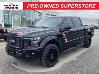 Used 2019 Ford F-150 Lariat LOCAL TRADE | ONE OWNER | NAV for sale in Chatham, ON