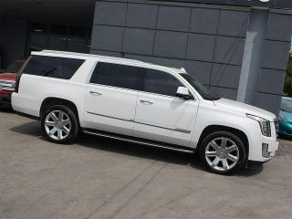 Used 2016 Cadillac Escalade ESV NAVI|DUAL DVD|REARCAM|8 PASSENGERS for sale in Toronto, ON
