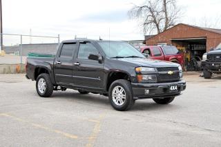 Used 2009 Chevrolet Colorado LT 4X4 for sale in Brampton, ON