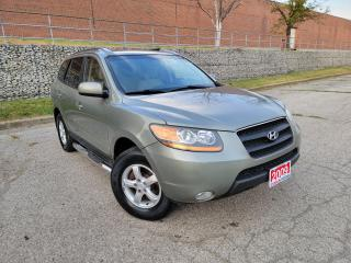 Used 2009 Hyundai Santa Fe GL,NO ACCIDENT, AWD,CERTIFIED for sale in Mississauga, ON