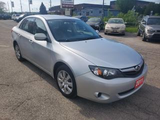 Used 2011 Subaru Impreza 2.5i for sale in Vaughan, ON