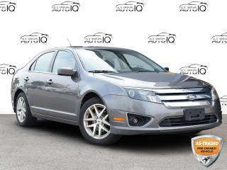Used 2010 Ford Fusion SEL AS TRADED for sale in St. Thomas, ON