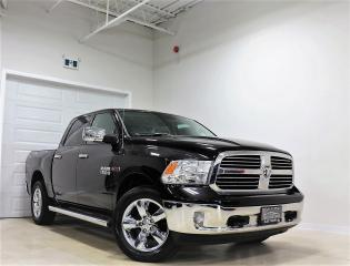 Used 2016 RAM 1500 4WD CREW CAB 140.5 BIG HORN DIESEL REAR VIEW CAM for sale in North York, ON