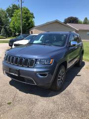 New 2021 Jeep Grand Cherokee Limited for sale in Petrolia, ON