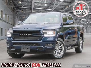 Used 2019 RAM 1500 Laramie for sale in Mississauga, ON