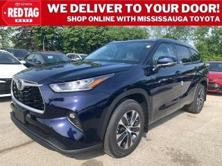New 2021 Toyota Highlander XLE AWD 6CYL AUTO XLE AWD|APX 00 for sale in Mississauga, ON