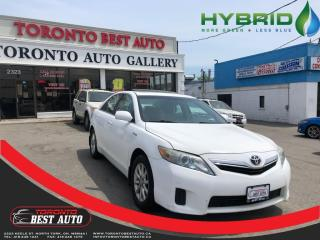 Used 2010 Toyota Camry HYBRID |SUNROOF|KEYLESS ENTRY| for sale in Toronto, ON