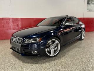 Used 2011 Audi S4 NAVI CAMERA COMFORT ACCESS BLINDSPOT for sale in North York, ON