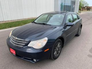 Used 2008 Chrysler Sebring 4dr Sdn Touring FWD for sale in Mississauga, ON