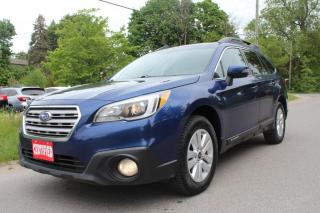 Used 2015 Subaru Outback Touring, AWD, Bluetooth, Sunroof, Rear Cam, Accident Free for sale in King City, ON