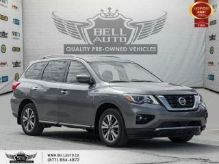 Used 2018 Nissan Pathfinder SV Tech, 4WD, 7-PASS, NAVI, B.SPOT, REAR CAM for sale in Toronto, ON