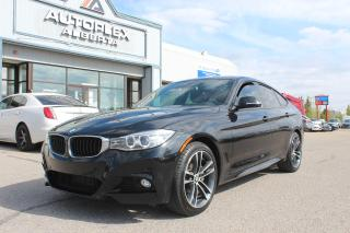 Used 2014 BMW 3 Series Gran Turismo 335i xDrive for sale in Calgary, AB