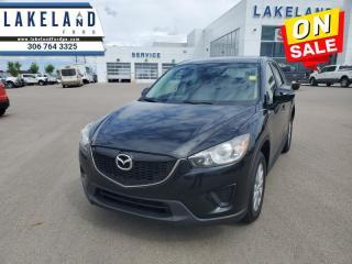 Used 2015 Mazda CX-5 GX  -  Power Seats -  Power Windows - $153 B/W for sale in Prince Albert, SK
