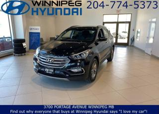 Used 2017 Hyundai Santa Fe Premium for sale in Winnipeg, MB