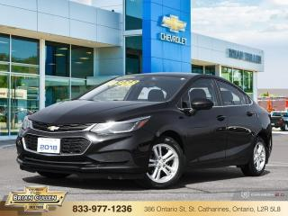 Used 2018 Chevrolet Cruze LT for sale in St Catharines, ON