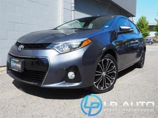 Used 2015 Toyota Corolla S for sale in Richmond, BC