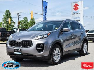 Used 2019 Kia Sportage LX AWD ~Heated Seats ~Bluetooth ~Backup Camera for sale in Barrie, ON