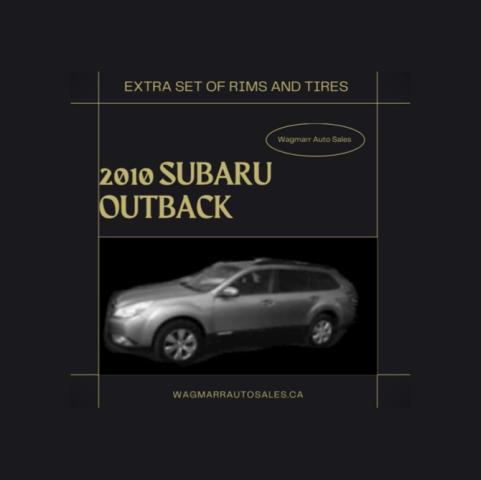 2010 Subaru Outback 3.6R w/Limited Pkg/Multimedia