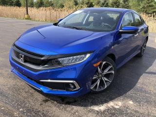 Used 2019 Honda Civic Touring 2WD for sale in Cayuga, ON