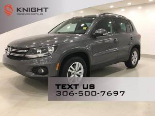 Used 2014 Volkswagen Tiguan Trendline 4Motion for sale in Regina, SK