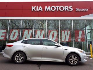 Used 2016 Kia Optima LX for sale in Charlottetown, PE