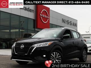 New 2021 Nissan Kicks SV for sale in Kingston, ON