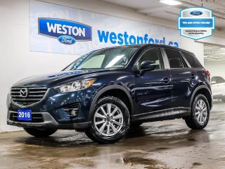 Used 2016 Mazda CX-5 GS+CAMERA+PUSH START+SUNROOF+HEATED SEATS for sale in Toronto, ON