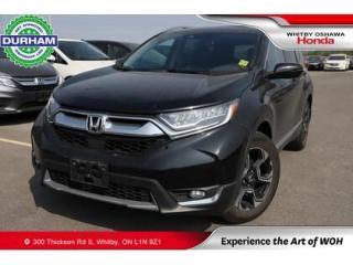 Used 2018 Honda CR-V Touring | CVT | Navigation for sale in Whitby, ON
